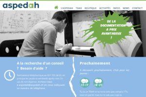 Site Web ASPEDAH