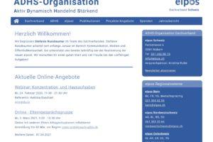 Site Web ELPOS